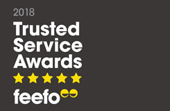 Feefo Service Awards