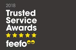 Feefo Service Awards
